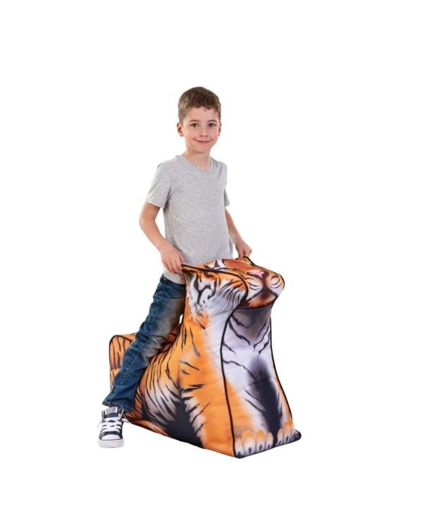 zitzak tijger