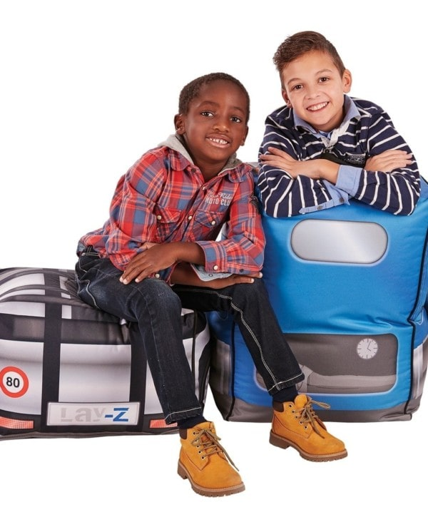 Kinder zitzak Vrachtwagen