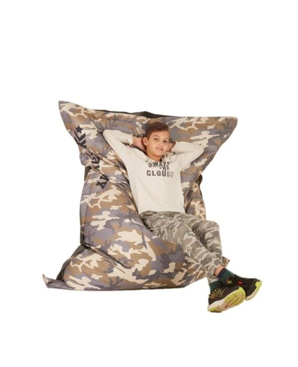 zitzak army boy