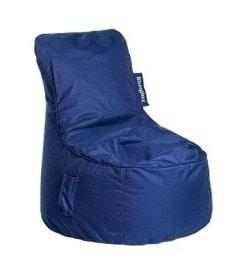 Loungiez zitzak stoel kobaltblauw