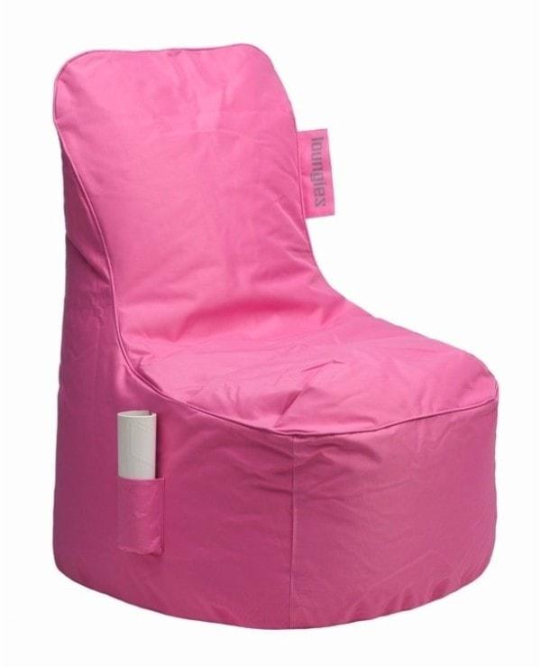 Loungiez zitzak stoel Roze