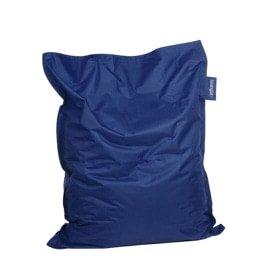 Zitzak Kobaltblauw groot