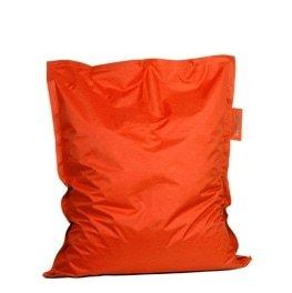 Zitzak Oranje groot
