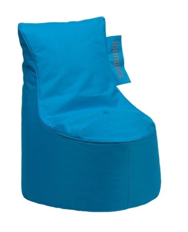 Loungiez zitzak stoel Blauw Junior