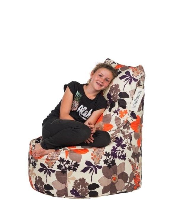 Loungiez zitzak stoel Herfstbloem