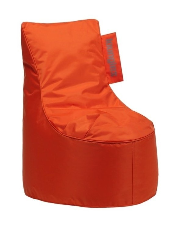 Loungiez zitzak stoel Oranje Junior