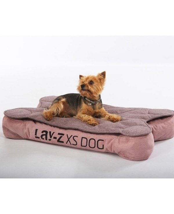 zitzak hond xs roze